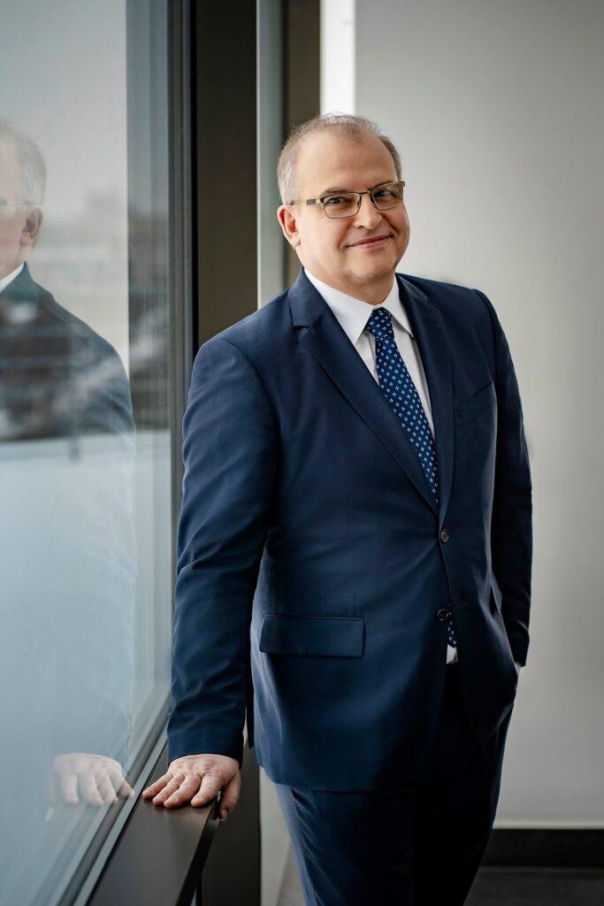 Jacek Michalak, CEO of Selena Group