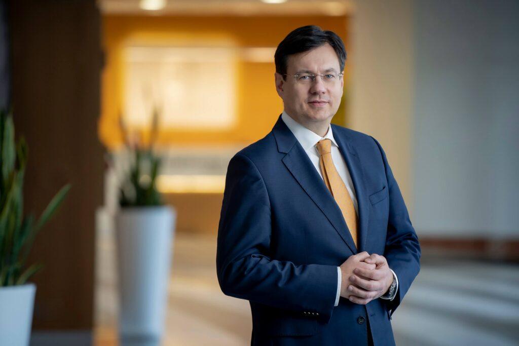 Sławomir Majchrowski, Wiceprezes Zarządu ds. Handlu Grupy Selena